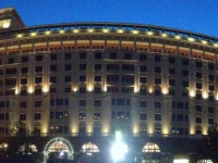 2016 07 17 Moskau Hotel Intercontinental