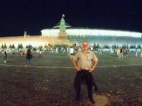 2016 07 17 Moskau Roter Platz am Abend