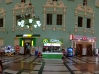 2016 07 18 Moskau Bahnhof Kasan