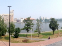 2016 07 20 Jekaterinburg Blick vom Jelzin Museum