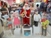 Weihnachtsdeko im März