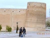 Zitadelle des Karim Khan mit dem schiefen Turm