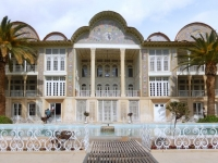 Persische Gärten Schiras Eram Garten