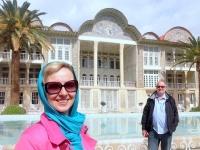 Shiraz Botanischer Garten Bagh e Eram Unesco