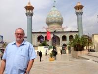 Grabmal Hassan_Heiligtum im Iran