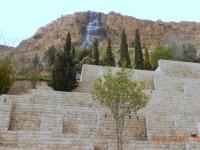 Künstlicher Wasserfall