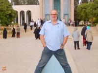 Mausoleum vom Dichter Saadi mit wunderschönem Garten 1