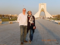 2016 03 10 Azid Turm Wahrzeichen von Teheran