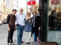 2016 03 10 Heute wird das Meinl Kaffehaus in Teheran eröffnet