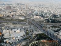 2016 03 10 Teheran von oben
