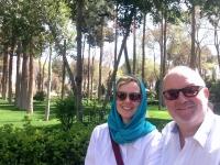 2016 03 12 Isfahan 40 Säulen_Palast mit Unesco Persische Gärten