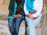 2016 03 12 Isfahan Schöne Frauen im Iran