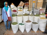 2016 03 15 Shiraz Bazar_Gewürzauswahl
