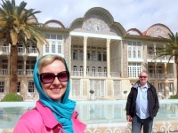 2016 03 15 Shiraz Botanischer Garten Bagh e Eram Unesco