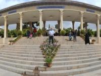 2016 03 15 Shiraz Mausoleum vom Dichter Hafis