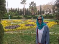 2016 03 15 Shiraz Mausoleum vom Dichter Saadi mit wunderschönem Garten