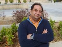 2016 03 15 Shiraz Schiefe Türme vom Iran_Reiseleiter Afshin