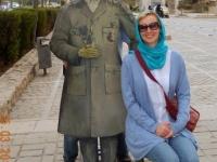 2016 03 15 Shiraz  Vor dem Korantor