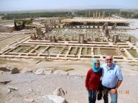 2016 03 16 Persepolis Höhepunkt der Hochkultur von oben