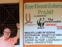 Kenia Kayas Heilige Wälder in Mijikenda Tafel