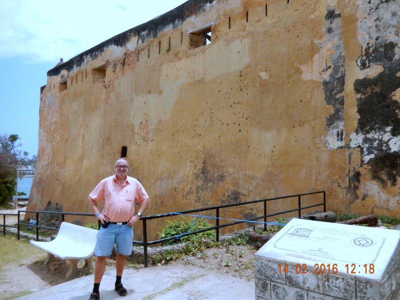 2016 02 14 Kenia Fort Jesus in Mombasa UNESCO