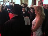 Lugner kommt mit Goldie Hawn
