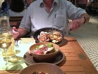 Die letzten Gerichte im Brauhaus_geschafft die Speisekarte ist durchgegessen