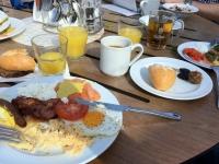 Erstes Frühstück bei dieser Kreuzfahrt_15 folgen noch