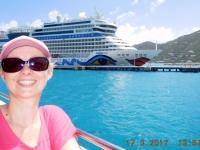 2017 03 17 Tortola Schifffahrt zurück im Hafen