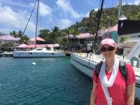 2017 03 17 Tortola wunderschöner Hafen Pussers Landing