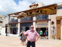 2017 03 18 St Maarten Hard Rock Cafe in Philipsburg