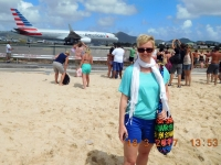 2017 03 18 St Marteen Maho Beach 1