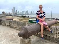 2017 03 23 Cartagena Blick auf die Neustadt