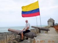 2017 03 23 Cartagena Stadtmauer