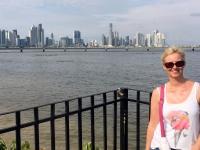 2017 03 24 Blick auf Panama City von der Altstadt aus