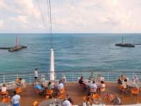 2017 03 24 Colon Panama_enge Einfahrt in den Hafen