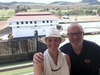 2017 03 24 Panama Panamakanal Schleusen Miraflores