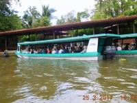 2017 03 25 Costa Rica Ausflug Bootsfahrt Tortuguero