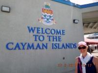 2017 03 27 Grand Cayman Willkommen