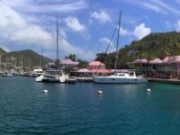 2017 03 17 Tortola Hafen Pussers Landing 2
