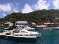 2017 03 17 Tortola Hafen Pussers Landing