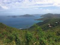 2017 03 17 Tortola Rundfahrt mit super Ausblick