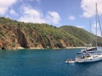 2017 03 17 Tortola Schifffahrt Treasur Island