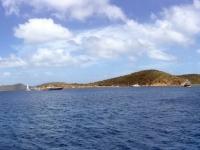 2017 03 17 Tortola Schifffahrt mit der Seebreeze