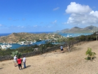 2017 03 19 Antigua Erster Blick auf English Harbour