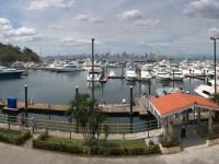 2017 03 24 Panama Isla Flamenco Yachthafen