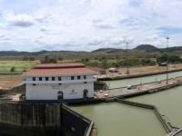 2017 03 24 Panamakanal Miraflores Schleusen 1