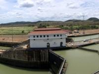 2017 03 24 Panamakanal Miraflores Schleusen 2