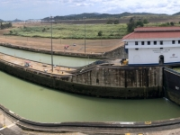 2017 03 24 Panamakanal Miraflores Schleusen 3