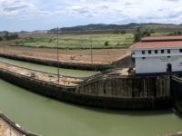 2017 03 24 Panamakanal Miraflores Schleusen